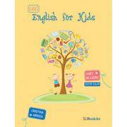 English for kids: caiet de lucru pentru clasa I. Editie color