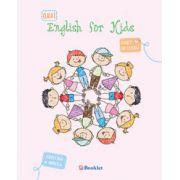 English for kids - clasa I - caiet de lucru