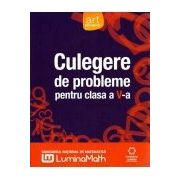 Culegere de Probleme clasa a 5-a Concursul National de matematica -LuminaMath