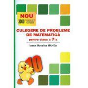 Culegere de probleme de matematica pentru clasa a VII-a - Puisor