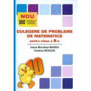 Culegere de probleme de matematica pentru clasa a VIII-a - Puisor