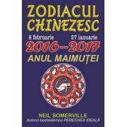 Zodiac Chinezesc 2016-2017