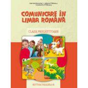 COMUNICARE IN LIMBA ROMANA 2016 - CLASA PREGATITOARE