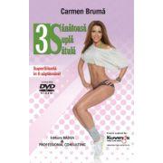 Carmen Bruma 3 S - Sanatoasa, Satula, Supla- Pachet promotional ce contine: • carte 3S + DVD • Jurnal de gravida
