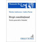 Drept constitutional. Teoria generala a Statului