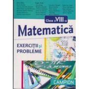 Matematica pentru clasa a VIII-a - Exercitii si probleme - Eugen Radu