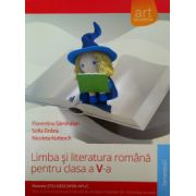 Limba si literatura romana pentru Clasa a V-a - Semestrul I - Metoda stiu-descopar-aplic 2016
