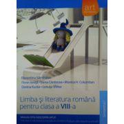 Limba si literatura romana pentru Clasa a VIII-a - Semestrul I - Metoda stiu-descopar-aplic 2016