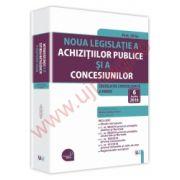 Noua legislatie a achizitiilor publice si a concesiunilor - Legislatie consolidata si index: 6 iunie 2016