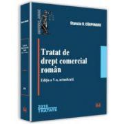 Tratat de drept comercial - Editia 5