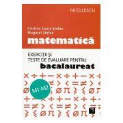 Bacalaureat 2017 Matematica - Exercitii si Teste de Evaluare - M1- M2