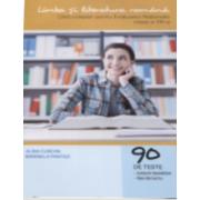 Evaluare Nationala 2017 Limba si literatura romana - Ghid complet pentru clasa a VIII-a - 90 de teste, notiuni teoretice, fise de lucru