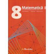 Evaluarea nationala 2017 Matematica pentru clasa a VIII-a