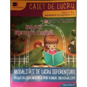 LIMBA SI LITERATURA ROMANA 2017 - CONSOLIDARE - MODALITATI DE LUCRU DIFERENTIATE - CLASA A III-A - Caietul de lucru (semestrul I și semestrul II