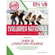 . EVALUAREA NAȚIONALĂ 2018 LIMBA ȘI LITERATURA ROMÂNĂ – CONSOLIDARE - 80 DE TESTE DUPĂ MODELUL M. E. N. CLASA A VIII-A