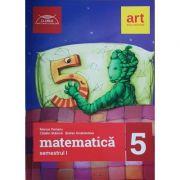 Matematică pentru clasa a V-a. Semestrul I. Clubul Matematicienilor 2017-2018