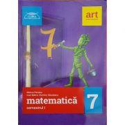 Matematică pentru clasa a VII-a. Semestrul I. Clubul Matematicienilor 2017-2018