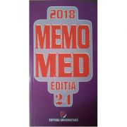 MEMOMED 2018 - Ghid farmacoterapic alopat si homeopat - Editia 24 - 2 VOLUME