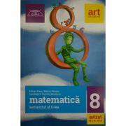 Matematică pentru clasa a VIII-a. Semestrul II. Clubul Matematicienilor 2017-2018