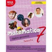 Matematica 2017 - 2018 Consolidare - Algebra, Geometrie - Clasa A VII-A - Caiet de lucru - Semestrul II