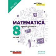 Matematica 2018 - 2019 Consolidare - Algebra, Geometrie - Clasa A VIII-A - Semestrul I - Avizat M. E. N.