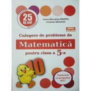 Puisor 2018 - Culegere de probleme de matematica pentru clasa a V-a