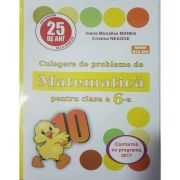 Puisor 2018 - Culegere de probleme de matematica pentru clasa a VI-a