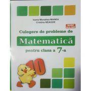 Puisor 2018 - Culegere de probleme de matematica pentru clasa a VII-a