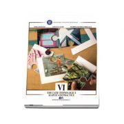 Educatie tehnologica si aplicatii practice, manual pentru clasa a VI-a - Stela Olteanu