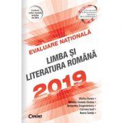 Evaluare naţională 2019 - Limba şi literatura română