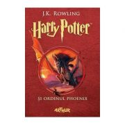 Harry Potter și Ordinul Phoenix - volumul 5