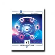 Informatica si Tic, manual pentru clasa a VI-a (Melinda Emilia Coriteac, Diana Carmen Baican)