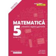 Matematica 2018 - 2019 Consolidare - Aritmetica, Algebra, Geometrie - Clasa A V-A - Semestrul II - Avizat M. E. N.