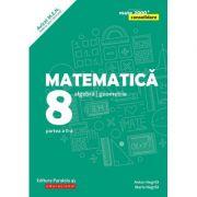 Matematica 2018 - 2019 Consolidare - Algebra, Geometrie - Clasa A VIII-A - Semestrul II - Avizat M. E. N.