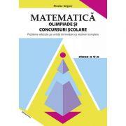 Matematica 2019 – Olimpiade si concursuri scolare clasa a V-a
