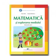 Matematica si explorarea mediului, manual pentru clasa 1 - Tudora Pitila, Cleopatra Mihailescu