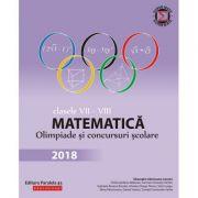 Matematică - Olimpiade și concursuri școlare 2018 - Clasele VII-VIII
