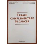 Terapii Complementare in Cancer - Pavel Chirila