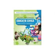 Educatie civica. Manual pentru clasa a IV-a (sem I+sem II, contine editie digitala). Pitila / Mihailescu