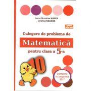 PUISOR 2019 - Culegere de probleme de matematica pentru clasa a V-a - Conform cu programa 2019- 2020 ( Editia a 25- a) Aprobat 2018