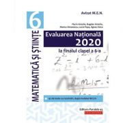 Evaluarea Națională 2020 la finalul clasei a VI-a - Matematică și Științe