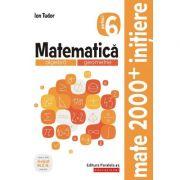 Matematica 2019 - 2020 - Initiere - Algebra, Geometrie - Clasa A VI-A - Caiet de lucru - Semestrul I
