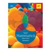 Clubul Matematicienilor 2019 -2020 - Matematică - Clasa a VII-a - Semestrul 1 - Marius Perianu