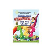 Matematica. Manual pentru clasa a III-a - partea I + partea a II-a (R. Chiran, M. A. RAdu)