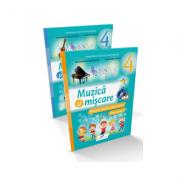 Muzica si miscare. Manual pentru clasa a IV-a