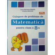 PUISOR 2020 - Culegere de probleme de matematica pentru clasa a VIII-a - Conform cu programa 2019- 2020 ( Editia a 25- a)