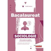 Bacalaureat 2020 - Sociologie