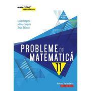 Matematica 2020 Consolidare - PROBLEME DE MATEMATICA PENTRU CLASA A XI-A