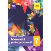 Clubul Matematicienilor 2020 - MATEMATICĂ pentru performanță - clasa a 7-a