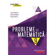 Mate 2019 Consolidare - PROBLEME DE MATEMATICA PENTRU CLASA A IX-A